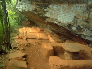 Hulannuga cave entrance